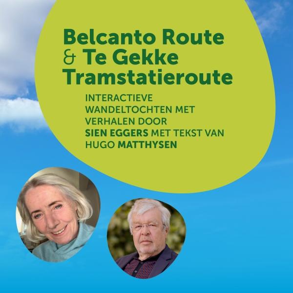 Mindful wandelen met Sien Eggers, Hugo Matthysen en Willem Vermandere op 29 augustus!